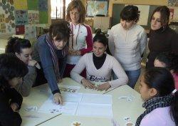 El CIL de El Burgo de Osma continúa con el Curso de Auxiliar de Educación Infantil
