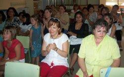 Productiva jornada de puertas abiertas en el Centro de Integración Local de El Burgo de Osma