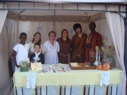 La Fundación organiza un taller de caligrafía en la XI Feria Maestro y Aprendiz