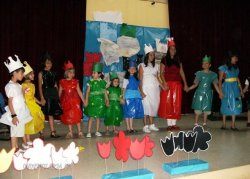 El teatro del CIL de Íscar promueve la interculturalidad