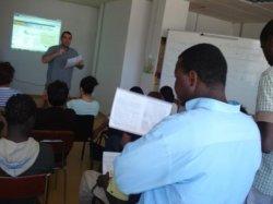 Éxito de la charla sobre gestiones en Internet