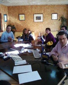 El Centro de Integración Local de Ponferrada participa en una tertulia radiofónica de Radio Bierzo