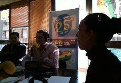 CIL Ponferrada tertulia en Radio Bierzo