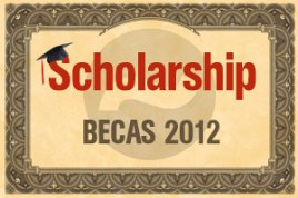 2012 Scholarships and Spanish courses