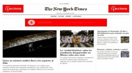 El New York Times en español