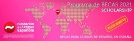 Scholarship/Becas 2021