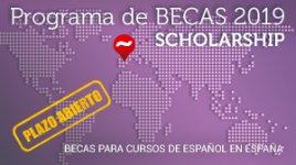 Scholarship / Becas 2019
