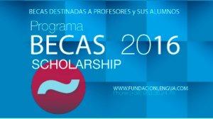 Scholarship / Becas 2016