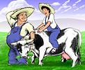 Juan el de la vaca - Cuento español