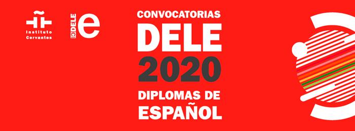 Cabecera DELE 2019