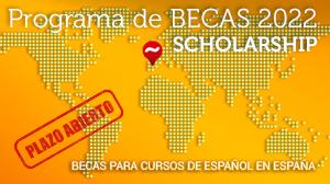 Scholarship / Becas 2022