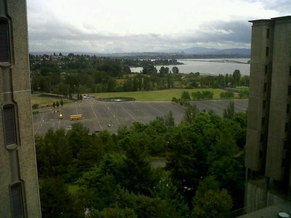 Las vistas desde nuestras habitaciones