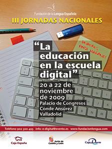 """""""La educación en la escuela digital"""""""