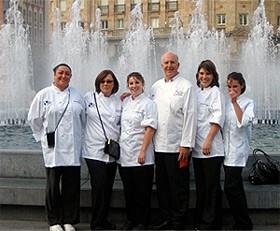 Chefs internacionales