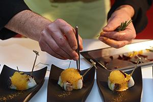 ¿Qué es el Concurso Internacional de Tapas de Escuelas de Cocina?