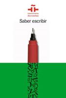 Saber Escribir - Instituto Cervantes