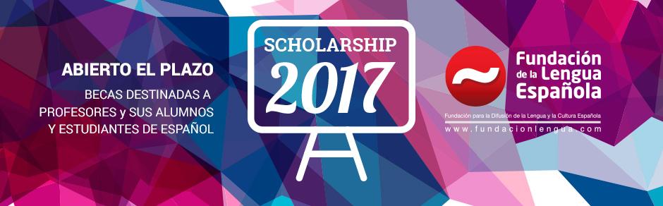 Scholarship/Becas 2017