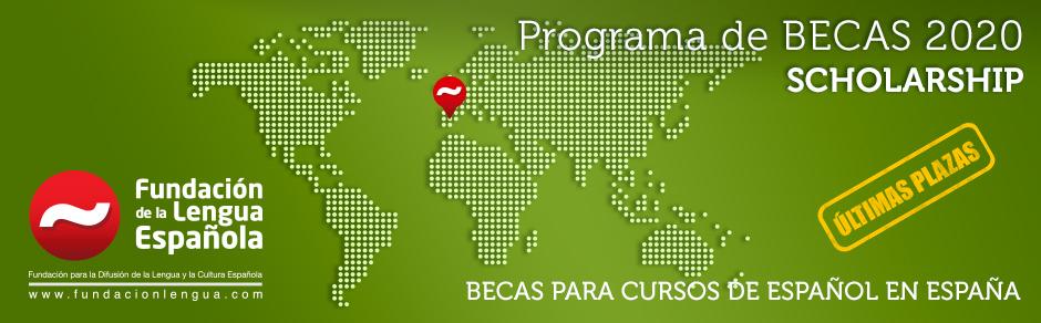 Scholarship/Becas 2020