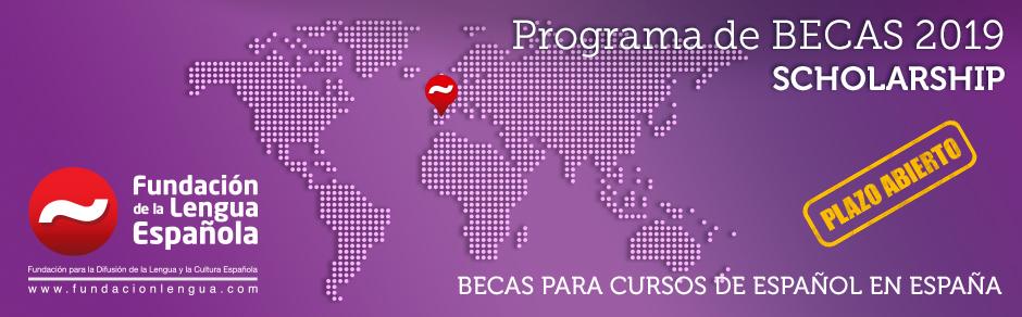 Scholarship/Becas 2019