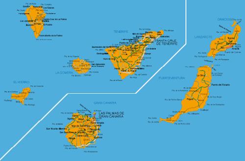 Los senegaleses residentes en canarias podr n realizar - Islas canarias con ninos ...