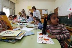 Segregación en las aulas