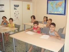 Apoyo escolar y lingüístico para niños en el CIL de Briviesca