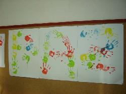 Los niños de Briviesca celebran el Día de la Paz
