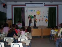 Teatro en el Centro de Integración Local de Burgo de Osma