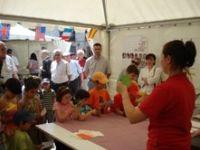 El Centro de Integración de Ponferrada participa en el día intercultural de Vega de Espinareda