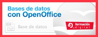Bases de Datos con OpenOffice